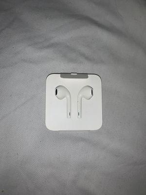 Apple earbuds- headphones for Sale in Burbank, CA