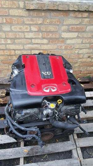 G35 Engine for Sale in Chicago, IL
