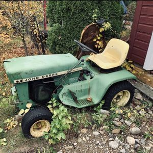 John Deer Mower Tractor for Sale in Northborough, MA