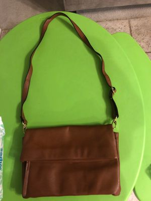 Clutch or Messenger bag cash only for Sale in Utica, MI
