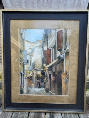 Large Decorative Picture in Frame for Sale in Rolla, MO