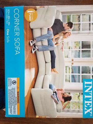 Inflatable Corner Sofa for Sale in Pensacola, FL