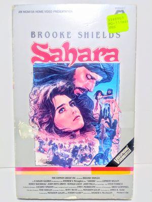 Sahara Big Box VHS for Sale in Garland, TX