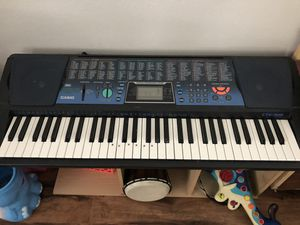 Casio keybord for Sale in Fountain Valley, CA