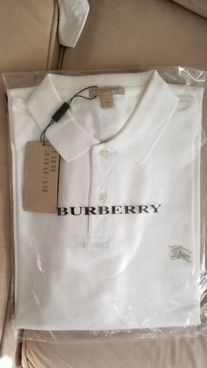 Burberry Men Polo for Sale in Morrisville, NC