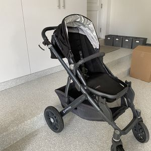 Uppababy vista Stroller With Attachments for Sale in Miami, FL