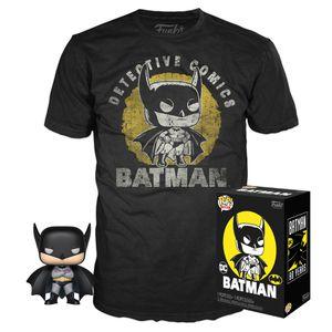 Walmart Exclusive Batman 80th POP & Tee Bundle! for Sale in Downers Grove, IL