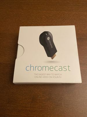 Chromecast Plug-in for Sale in Weston, FL