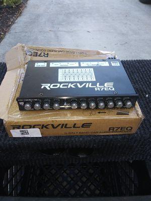 Rockville R7 equalizer for Sale in Greenacres, FL