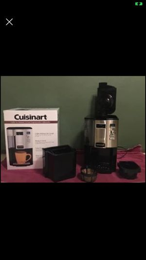 Cuisinart Coffee on Demand 12-cup programmable coffee maker for Sale in Fort Wayne, IN