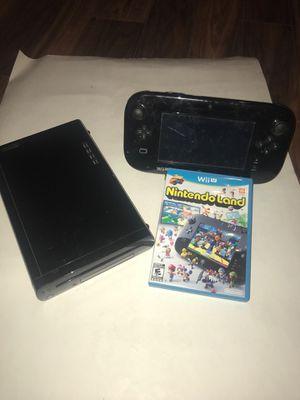 Nintendo Wii U 32GB for Sale in Sultan, WA