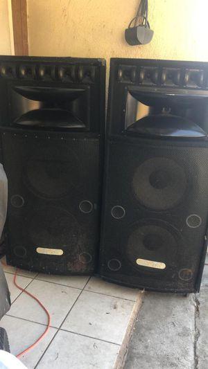 DJ stereo set for Sale in San Bernardino, CA