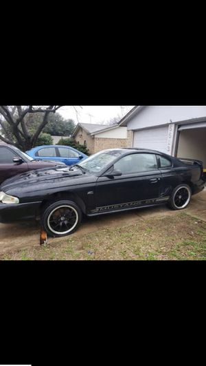 GT mustang Roller for Sale in Watauga, TX