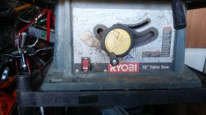 Ryobi table saw for Sale in Hayward, CA