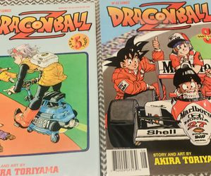 DragonBall Z Comics (2) -Collectibles for Sale in Folsom,  CA