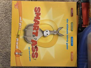 Smart Ass the board Game for Sale in Mesa, AZ