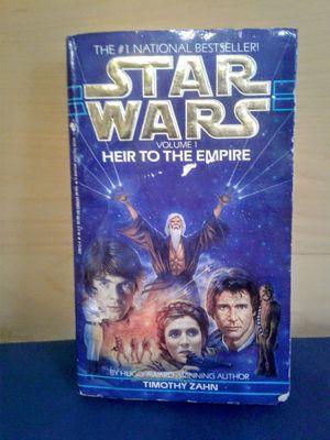Starwars 1991 book for Sale in Pasadena, CA