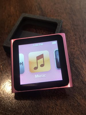 iPod Nano 6 + 1100 Songs + Extras 🍎📱🎧 for Sale in San Diego, CA