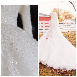 Jenna In White Exclusive Wedding Dress For Sale for Sale in Dearborn, MI