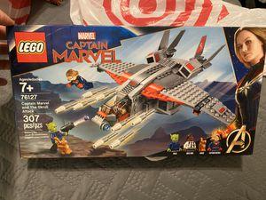 Captain Marvel New Set Legos for Sale in St. Cloud, FL