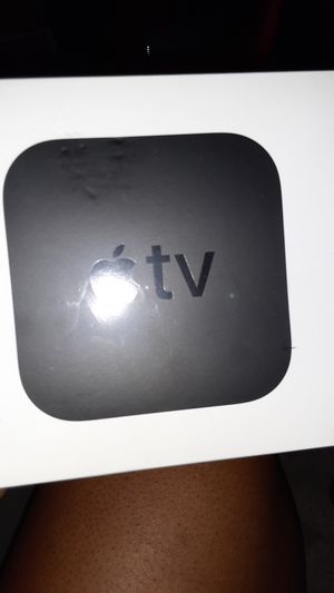 Apple tv brand new in box never been opened for Sale in Orlando, FL