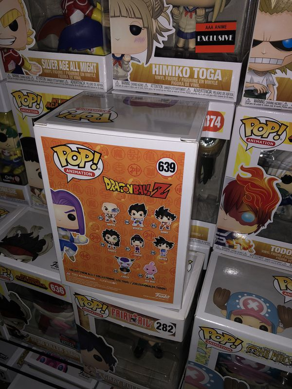 Future trunks dragon ball z hot topic