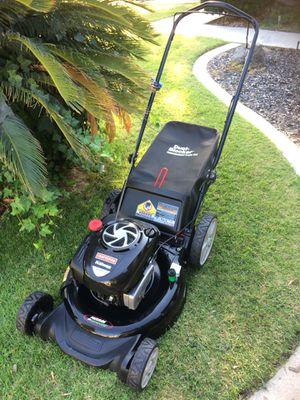 7.25 HP Craftsman Platinum Classic Black Lawnmower for Sale in Modesto, CA
