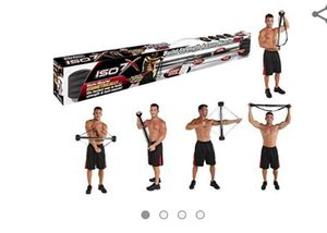 ISO 7x Workout Equipment for Sale in Louisiana, MO