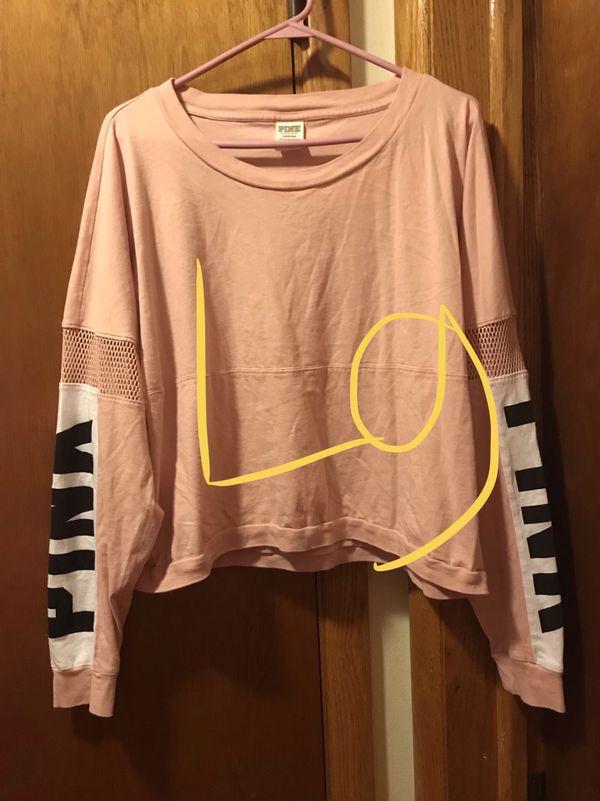 All sz Large VS clothing!