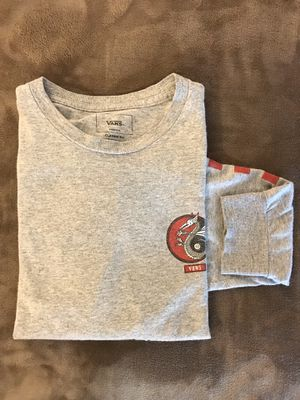 VANS - MEDIUM LONG SLEEVE for Sale in Fullerton, CA
