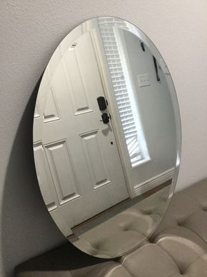 Oval mirror for Sale in Port Orchard, WA