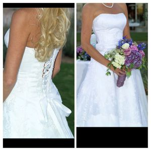 Size 4 Maggie Sottera Haute Couture Wedding Dress for Sale in Overgaard, AZ