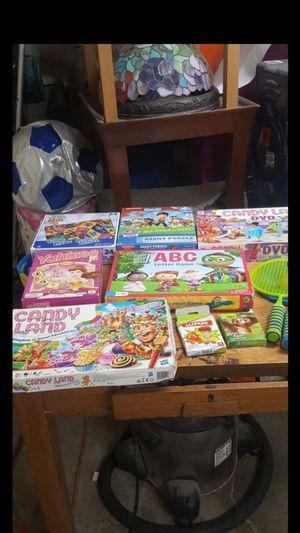 Games and puzzlers for Sale in Columbus, OH