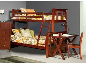 New Hillsdale Pulse twin over full bunkbed for Sale in Phoenix, AZ