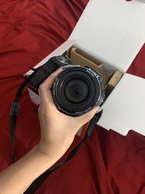 Sony cyber-shot DSC-H400 camera for Sale in Dallas, TX