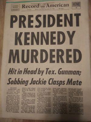 Vintage newspapers for Sale in Medford, ME
