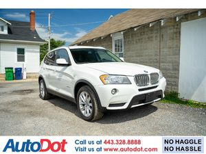 2014 BMW X3 for Sale in Sykesville, MD