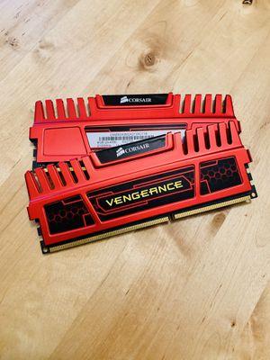CORSAIR Vengeance 16GB (2X8GB)/240-Pin/DDR3/2133MHz (PC3 17000)/CMZ16GX3M4X2133C11R for Sale in Alexandria, VA