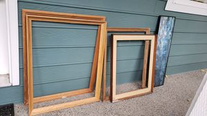 Picture Frames FREE! Must pick up by 5pm Monday for Sale in Puyallup, WA