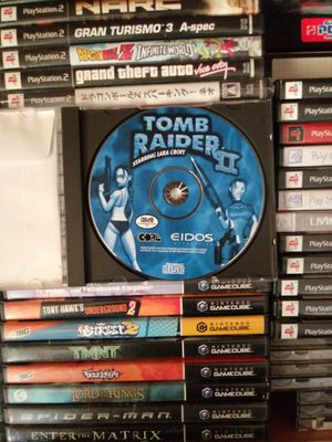 Tomb Raider 1 and 2 for PC games for Sale in Hollister, CA