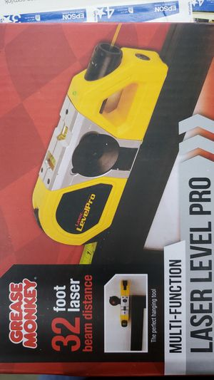 Laser Level Pro for Sale in Midlothian, IL