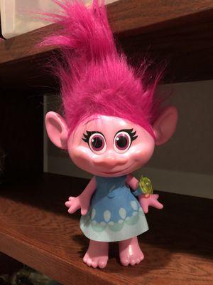 Talking trolls doll never played w for Sale in Jupiter, FL