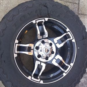 Toyota Tacoma Wheels And Tires for Sale in Redmond, WA