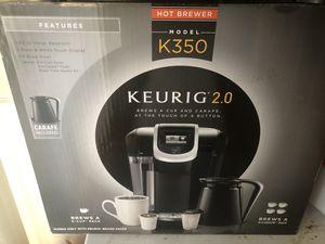 Keurig 2.0 K350 for Sale in Hyattsville, MD