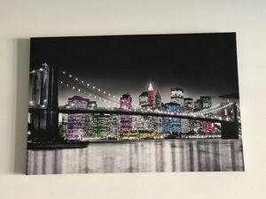 City view canvas for Sale in Tempe, AZ