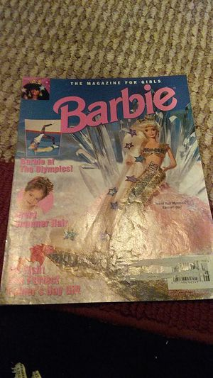 Barbie magazine collector's for Sale in Las Vegas, NV