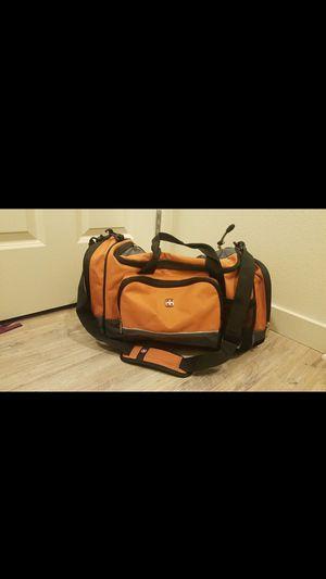 Orange Swiss Duffle Bag for Sale in Vancouver, WA