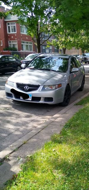 Acura TSX 2004 CAR NOT RUNNING for Sale in Chicago, IL
