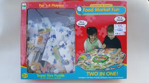 FOOD MARKET FUN PUZZLE GAME for Sale in Broken Arrow, OK