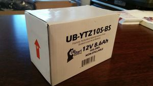 NEW Motorcycle battery for Sale in Inglewood, CA